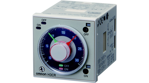 Buy Multifunction Time lag relay 100...240 VAC, 100...125 VDC