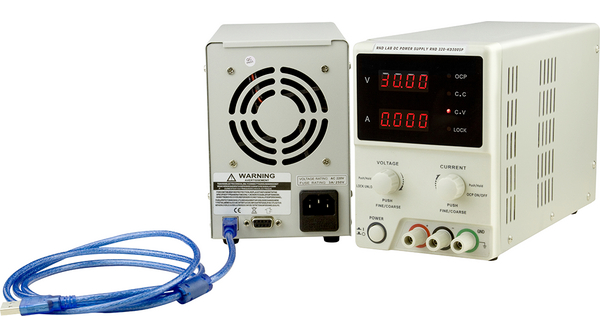 Buy Laboratory Power Supply 1 Ch. 0...30 VDC 5 A, Programmable