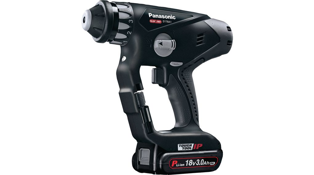 Buy Cordless driver and hammer kit 18 V  / 3 Ah Li-Ion