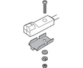 Buy Mounting Bracket For Gx-8 Suitable for GX-F/H Proximity Sensor