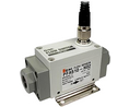 Buy Digital flow switch 10...100 l/min Analog / 4...20 mA G3/8