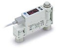 Buy Flow switch 2...100 l/min PNP / 1...5 V G1/4