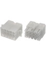 Multiple plug set, 15-pin Pitch6.71 mm Poles 15 3191 PU=Set Buy {0}